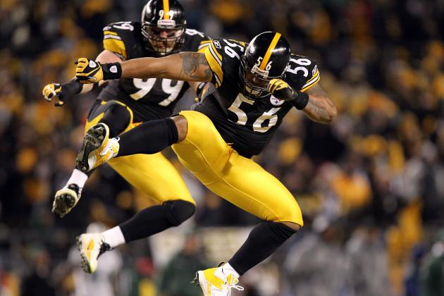 Pittsburgh Steelers 2012: Predicting Every Game of Their Upcoming Schedule