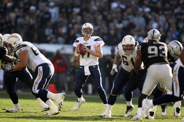 Top 25 Players in the AFC West