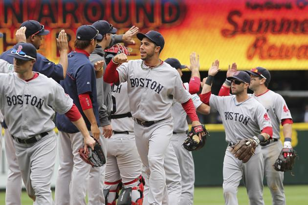 Boston Red Sox and 5 MLB Teams Poised for Huge Second-Half Surges