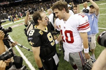 New Orleans Saints: Top 6 Games to Look Forward to in 2012