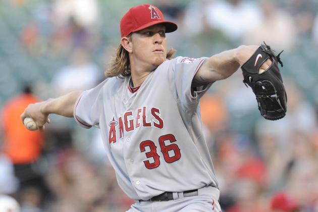Fantasy Baseball 2012: Top 10 2-Start Pitchers for July 2-8