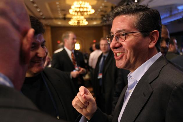 2012 Washington Redskins: How Dan Snyder Will Anger Fans This Year