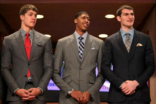 NBA Draft 2012 Grades: Full Report Card for Every Lottery Team