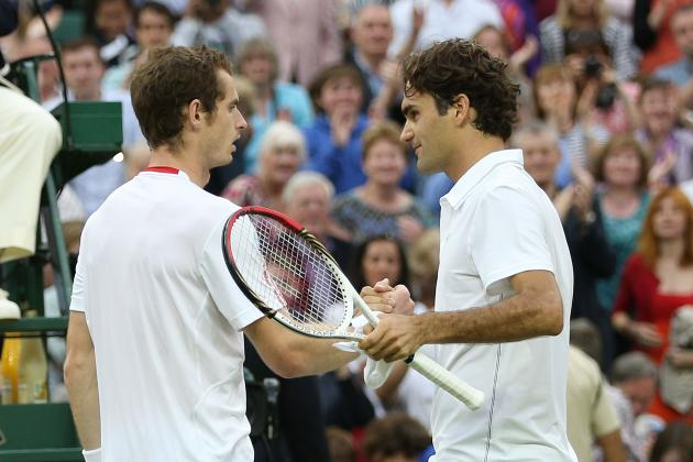 Wimbledon 2012: 8 All-Time Important Matches with Roger Federer vs. Andy Murray