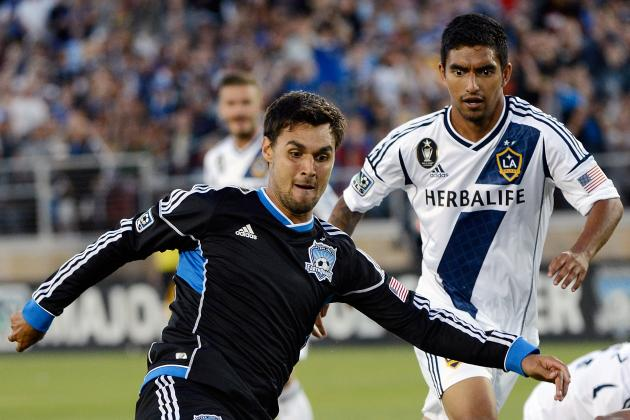 Los Angeles Galaxy vs. San Jose Earthquakes: 6 Things We Learned