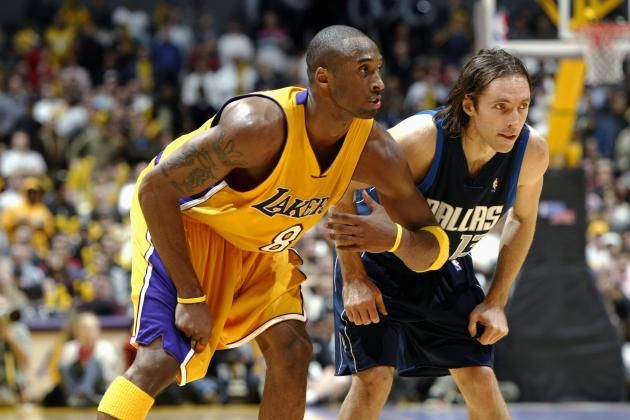 Steve Nash, Kobe Bryant and the Top 10 NBA Guard Combos of All Time