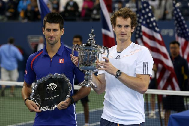 Andy Murray the Making of the 2012 US Open Champion: Part 1