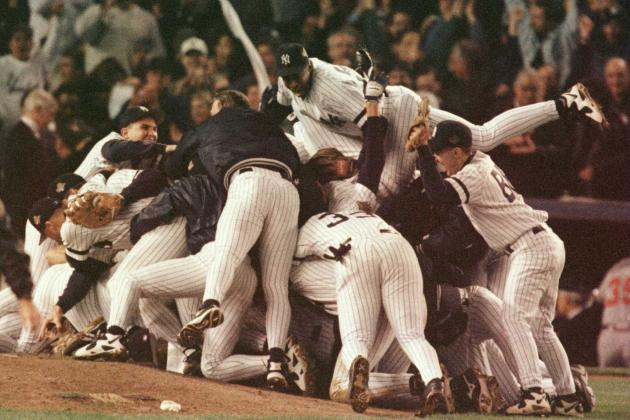 7 Must-Read Quotes from World Series Winners by Ross Bernstein