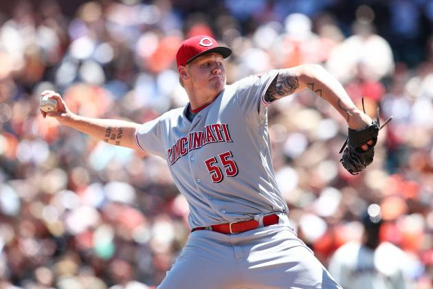 Signs Mat Latos Was a Product of Pitcher-Friendly Petco Park