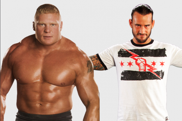 Lesnar vs. Triple H: 5 Guys Who Should Have Faced Brock Instead