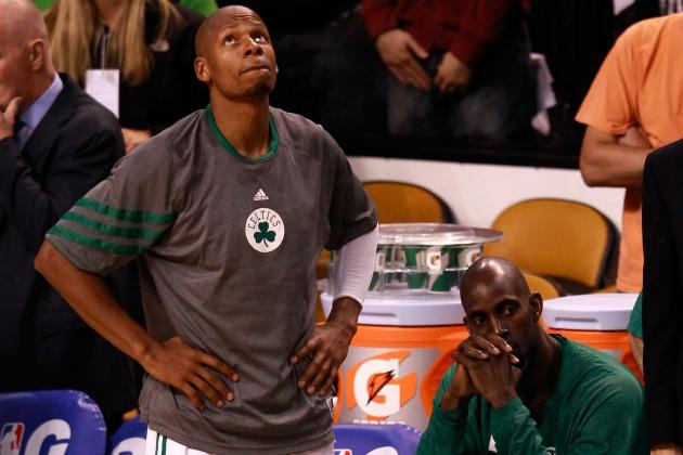 NBA Free Agents 2012: Chances Celtics Sign Ray Allen and Other Free Agents