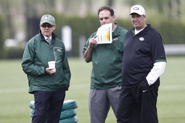 New York Jets: 5 Questions Heading into Training Camp