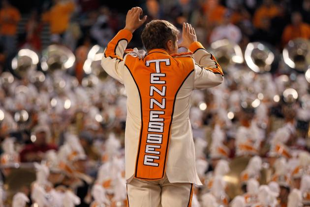 Tennessee Football: Ranking the Toughest Games on Volunteers' 2012 Schedule