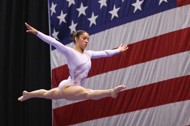 US Olympic Gymnastics Trials Results 2012: The 5 Women Who Should Make Team USA