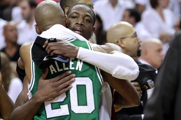 NBA Free Agents 2012: 3 Reasons Why Ray Allen Will Choose Heat over Celtics