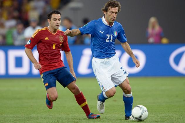 Euro 2012 Power Rankings: Grading the Top 16 Players of the Tournament