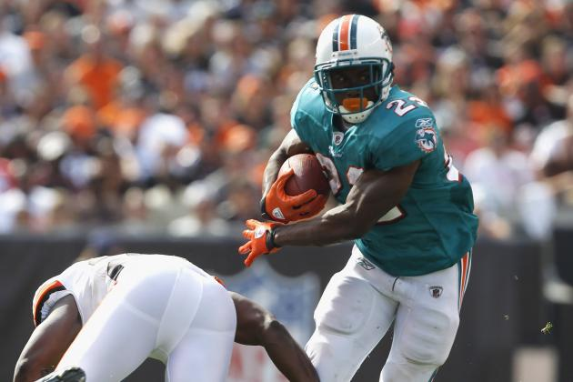 6 Reasons the Miami Dolphins Will Run the Ball More in 2012