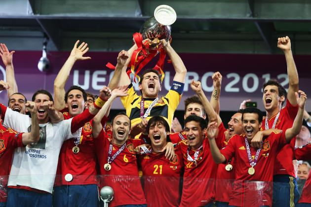 Spain vs. Italy: Scoring the Key Duels in Euro 2012 Final