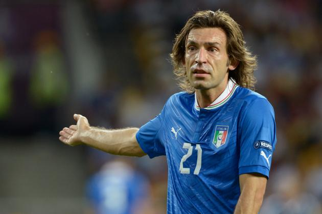 Euro 2012 Final: Complete Player Ratings for Italy