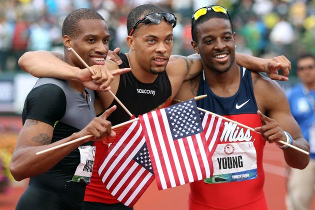 US Olympic Track Team 2012: Power Ranking the Top 10 Athletes Heading to London