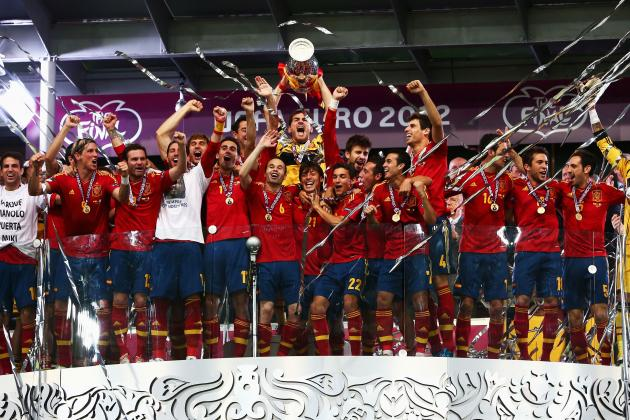 Spain vs. Italy: 7 Things We Learned from Euro 2012 Final