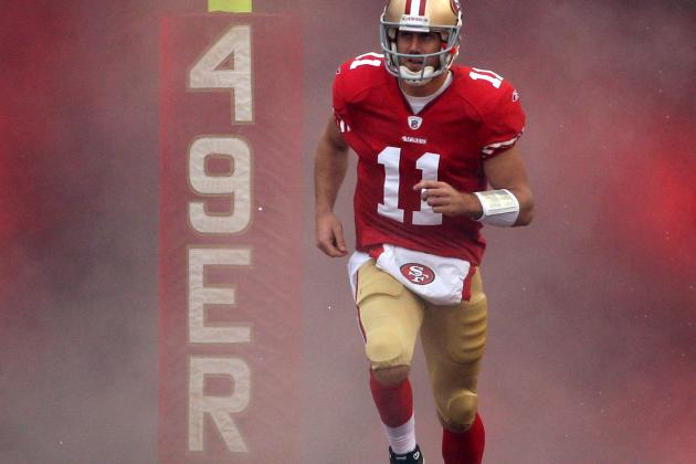 Alex Smith: Where Is the San Francisco 49er in His Career?
