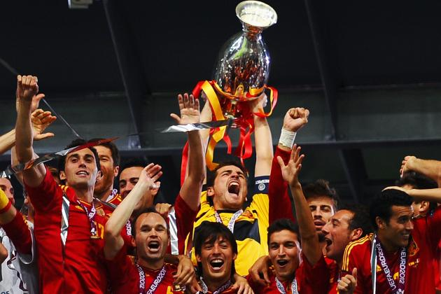 Euro 2012: Who Were Spain's Heroes Throughout the Tournament?