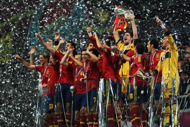 Euro 2012: Tricampeones & a Dynasty! Final Power Ranking the Spain Players