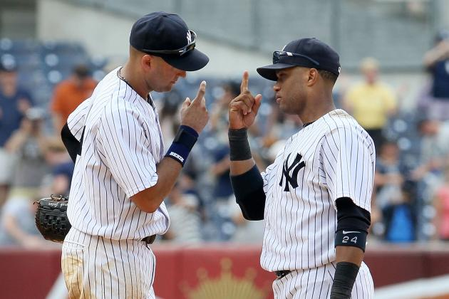 Midseason Report Cards for All 25 New York Yankees
