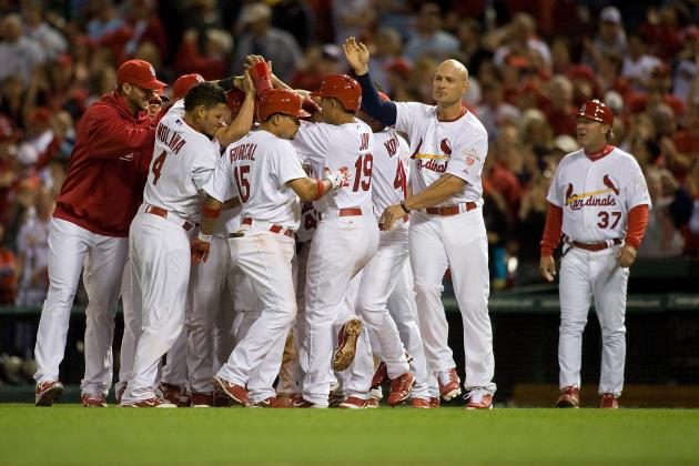 St. Louis Cardinals: 5 Reasons the Chips Are Aligned for 2nd-Half Surge