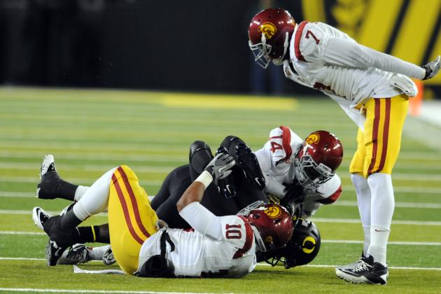 USC Trojans Football: Power Ranking Each Defensive Player
