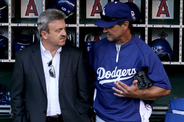 MLB Trade Scenarios: 4 No-Brainer Moves Colletti Must Make at Deadline for LA