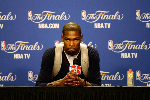 Kevin Durant: 8 Things OKC Thunder Star Must Do to Win 1st Title