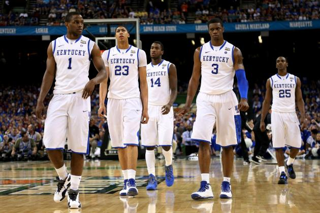 How Each Kentucky Draftee Fits with New NBA Team