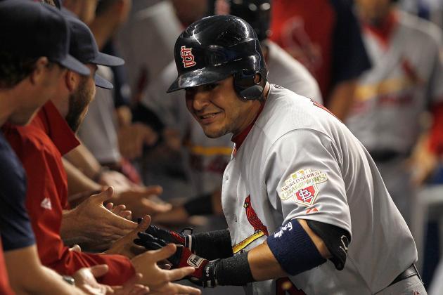 St Louis Cardinals: Where Does Molina Rank Among the Top Cardinals Catchers?