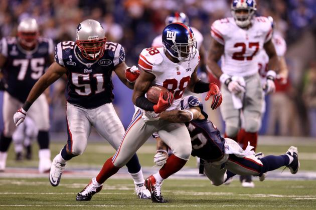 New York Giants: Why Hakeem Nicks Is a Bad Fantasy Football Option in 2012
