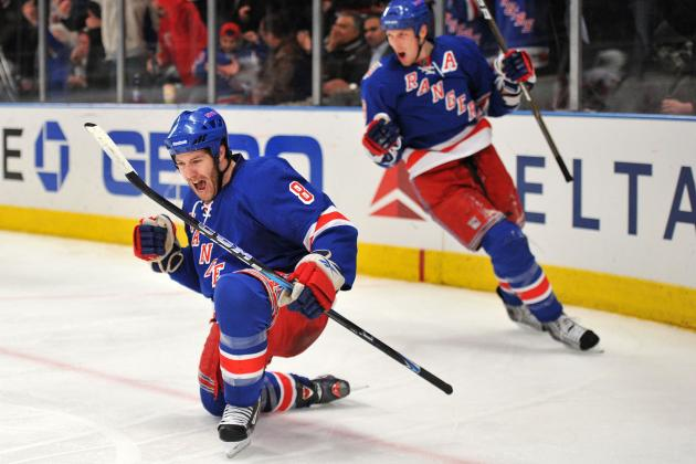 NHL Free Agency: Wrapping Up Day 1 for the New York Rangers