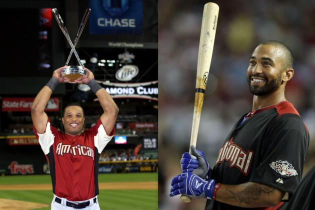 2012 Home Run Derby: Victory Odds for Each Member of Team Cano and Team Kemp