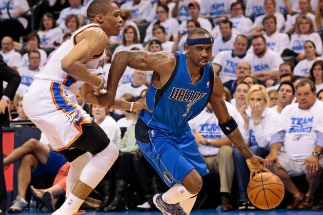 NBA Free Agency 2012: Top 5 Landing Spots for Jason Terry