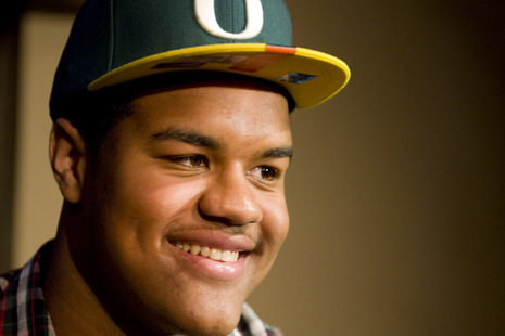 Oregon Football: 3 Freshmen Who May Start in 2012