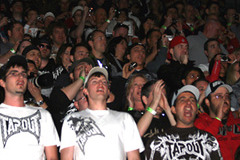 U-S-A and the Mount Rushmore of Silly Things MMA Fans Scream During Events