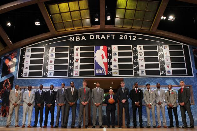 2013 NBA Mock Draft: Early Favorites to Land in Next Year's Lottery