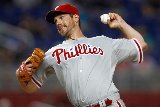 Cliff Lee Among 5 National League Players Who Need a Good Week