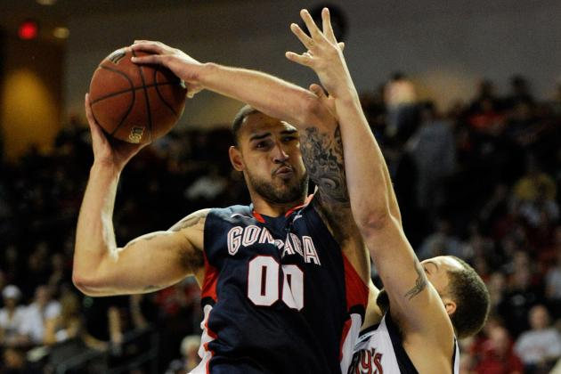 2012 NBA Draft Results: Why Robert Sacre Is Perfect for Tinseltown