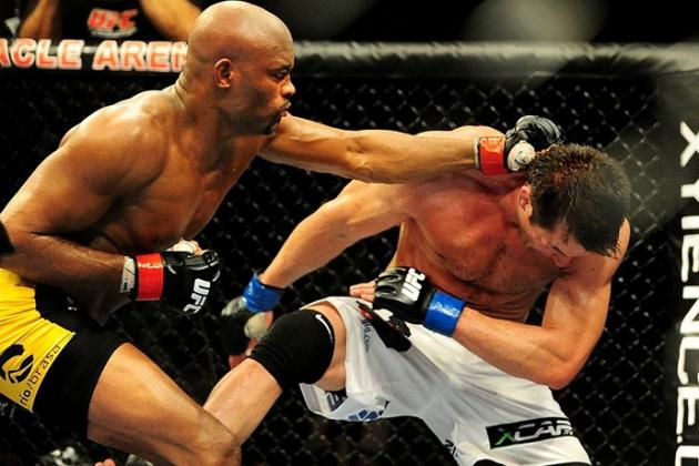 UFC 148 Video: Watch Free Fights with Sonnen, Silva, Ortiz, Griffin