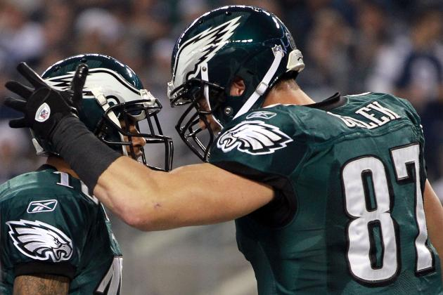 4 Philadelphia Eagles Guaranteed to Be Better in 2012