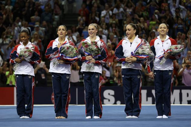 2012 US Olympic Gymnastics Team: How Does USA Stack Up Against Best in World?