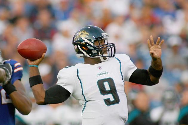 Miami Dolphins: 5 Reasons David Garrard Must Start at QB in 2012