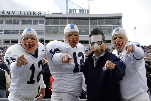 Penn State Football: 5 Reasons Why Nittany Lion Fans Should Look Forward to 2012
