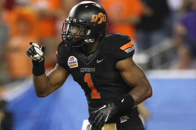 Oklahoma State Football: Comparing Each Current Cowboy Star to a Past Great
